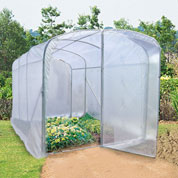 Greenhouse Luna 9 m2 - Nortene